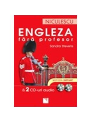 Engleza fara profesor (+2 CD)