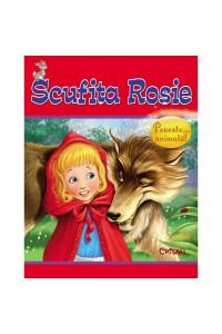 Scufita Rosie. Poveste animata