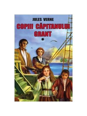 Copiii capitanului Grant (2 vol.)