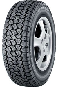 Шины General Tire 235/65 R16C Eurovan Winter