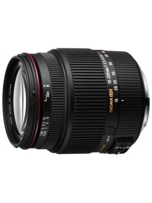 SigmaAF 18-200mm f/3.5-6.3 II DC OS HSM Canon EF-S