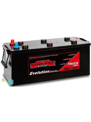 SNAIDER 200 Ah HD Evolution