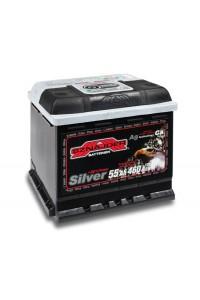 SNAIDER 55 Ah Silver