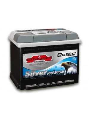 SNAIDER 62 Ah SilverPremium