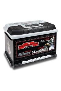 SNAIDER 64 Ah Silver