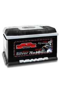SNAIDER 75 Ah Silver