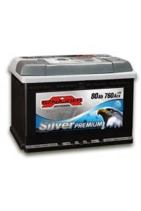 SNAIDER 80 Ah SilverPremium