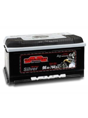 SNAIDER 96 Ah Silver