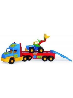 Super Truck с трактором Y-157
