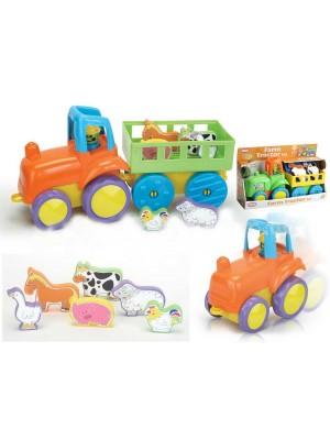 Трактор Fun Time Фермерский трактор (5901FT)