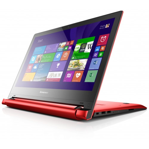 Ультрабук Lenovo IdeaPad FLEX2 14 Red + Win8