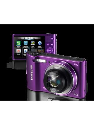 Ультракомпактный фотоаппарат Samsung WB30F Red