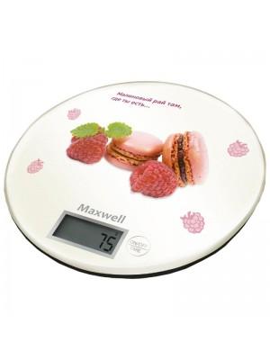 Весы кухонные электронные Maxwell MW-1460
