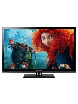 Телевизор BRAVIS LED-40A01 black
