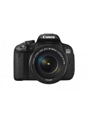 Зеркальный фотоаппарат DC Canon EOS 650D & EF-S 18-135 IS STM