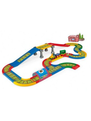 Железная дорога Kid Cars Y-141