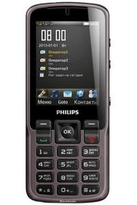 Мобильный телефон Philips Xenium X2300 (Black)