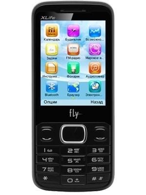 Мобильный телефон Fly DS124 (Black)