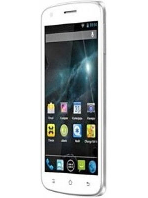 Смартфон Fly IQ4404 Spark (White)