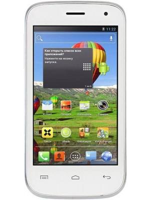 Смартфон Fly IQ445 Genius (White)