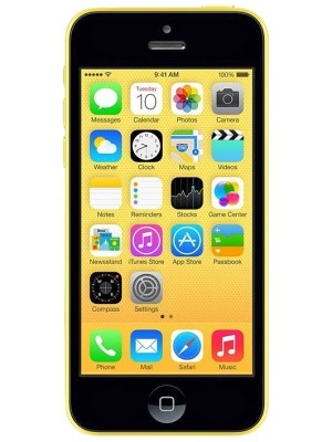 iPhone 5C 16GB (Yellow)