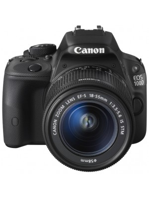 Зеркальный фотоаппарат Canon EOS 100D kit (18-135mm) EF-S IS STM