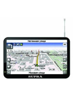 GPS-навигатор автомобильный Supra SNP-707DT
