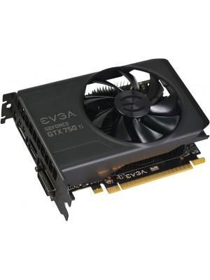 Видеокарта EVGA GeForce GTX 750 Ti 02G-P4-3751-KR