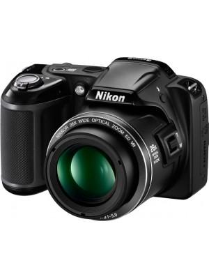 Компактный фотоаппарат Nikon Coolpix L810 brown