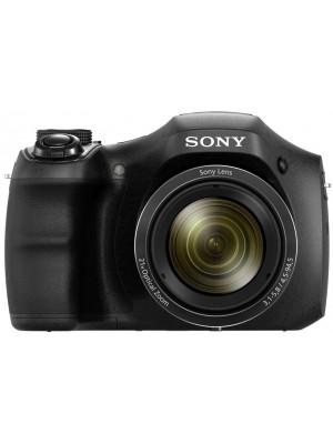Компактный фотоаппарат Sony DSC-H100 Black