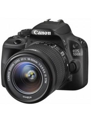 Зеркальный фотоаппарат Canon EOS 100D kit (18-55mm) EF-S DC III