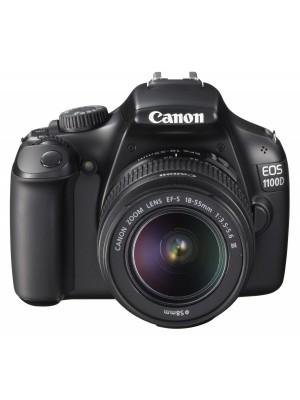 Зеркальный фотоаппарат Canon EOS 1100D kit (18-55mm) DCIII