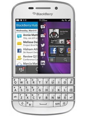 Смартфон BlackBerry Q10 (White)