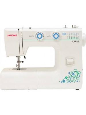 Швейная машина электромеханическая Janome LW-20