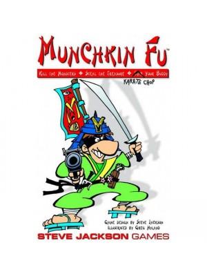 Карточная игра Steve Jackson Games Манчкин Фу