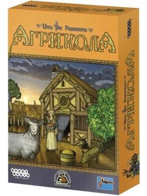 Карточная игра Hobby World Агрикола