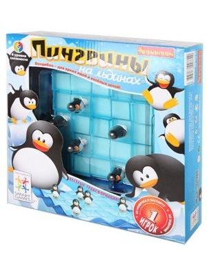 Логическая игра Smart games Пингвины на льду