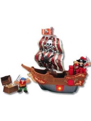 Игровой набор Keenway Приключения пиратов (10754)