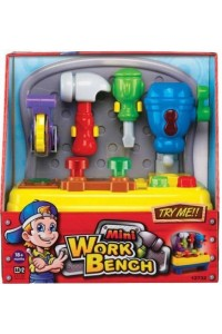 Игровой набор Keenway Маленький рабочий (12732)