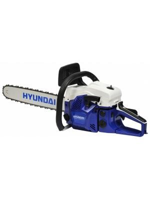 Бензиновая цепная пила Hyundai X460