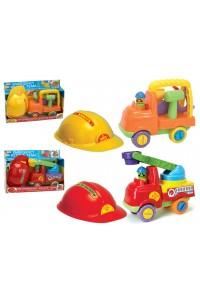 Музыкальная игрушка Fun Time Высотник /Пожарник (в ассортименте) (5325FT)