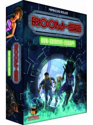 Стратегическая игра Asmodee Комната 25 (Room 25)