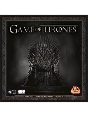 Карточная игра Fantasy Flight Games Игра Престолов: HBO издание (рус)