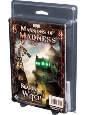 Карточная игра Fantasy Flight Games Особняк безумия: Сезон ведьмы
