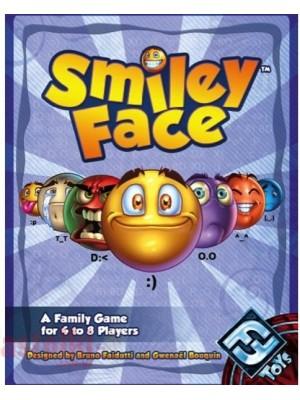 Карточная игра Fantasy Flight Games Смайлик (Smiley Face)