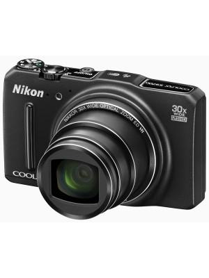 Компактный фотоаппарат Nikon Coolpix S9700 Black