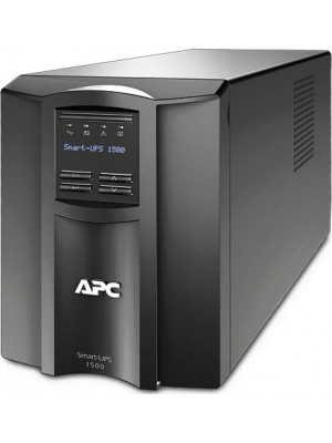 ИБП (UPS) APC Smart-UPS 1500VA LCD (SMT1500I)