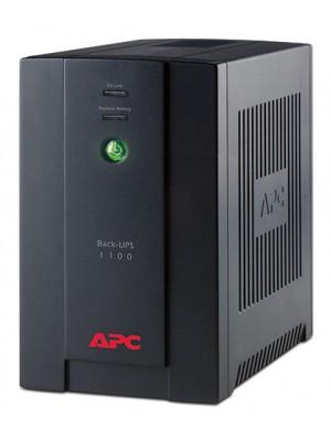 ИБП (UPS) APC Back-UPS 1100VA (BX1100CI-RS)