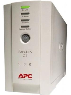 ИБП (UPS) APC Back-UPS 500 USB (BK500EI)