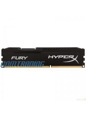 Оперативная память Kingston HyperX Fury Black 4GB DDR3 PC3-14900 (HX318C10FB/4)